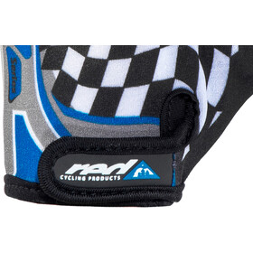 Red Cycling Products Race Bike Gloves Kids blue-grey